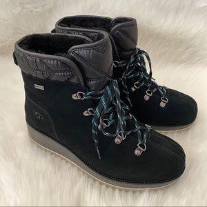 NWOB UGG Waterproof Birch Boots Black 8